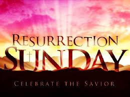 Easter Sunday The resurrection day